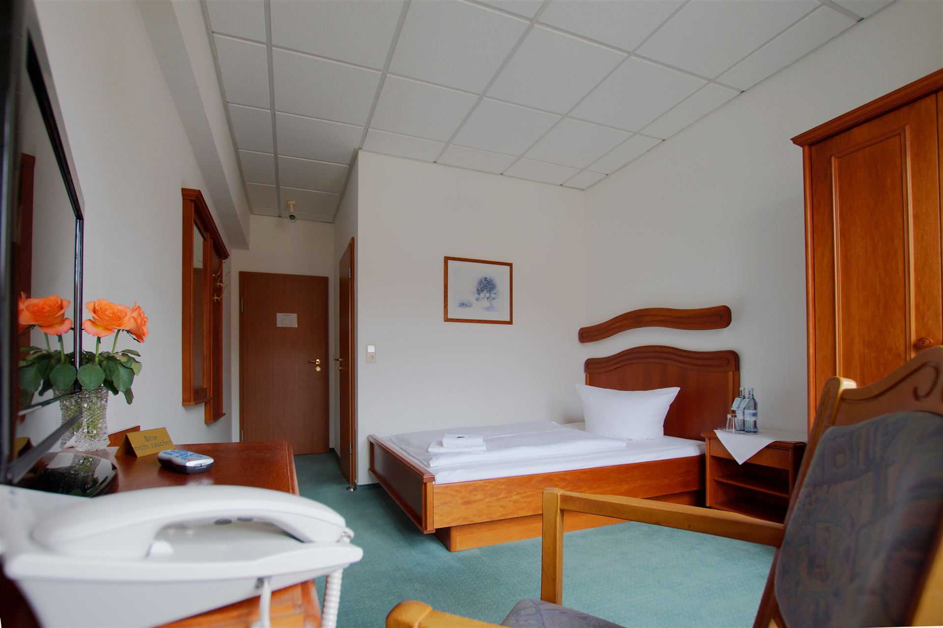 Hotel Dreiwasser Sternberg